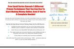Thumbnail  Make Money Online HTML Premium Squeeze Page