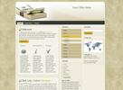Thumbnail  Money HTML Template