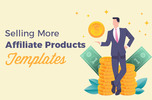 Thumbnail Selling More Affiliate Products Templates