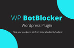 Thumbnail WP Bot Blocker Plugin